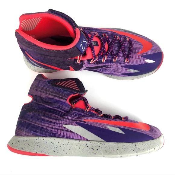 cheap for discount 696b1 b2464 Nike Zoom Hyperrev Atomic Purple Lazer Crimson 7.5.  M 5b68a2458158b5f81593a600